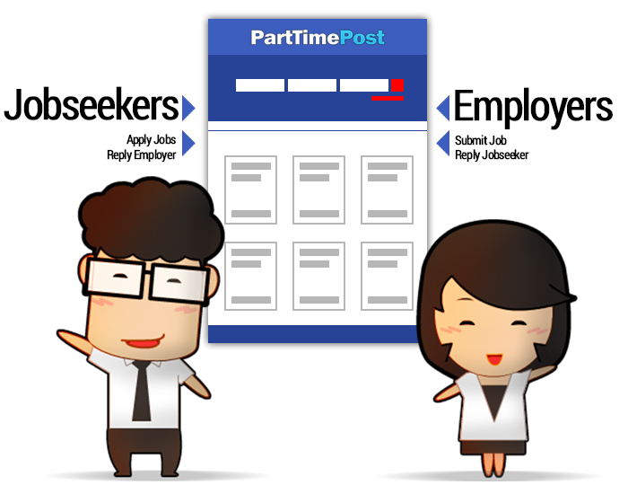 We connect jobseekers and employers together in one place.